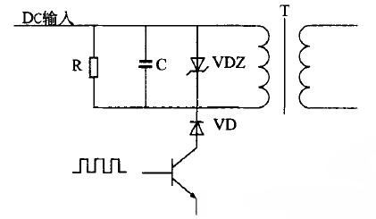 rcd吸收电路波形