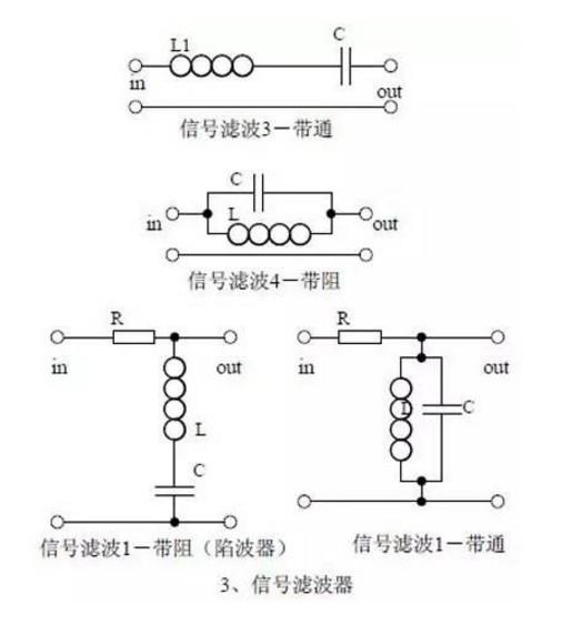 电路三,信号滤波器