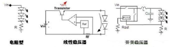 升压(boost),降压-升压(buck-boost)或单端初级电感转换器(sepic)等不